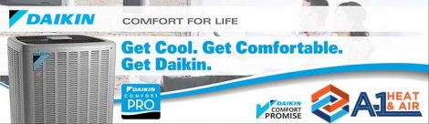 Products | A-1 Heat & Air Conditioning Orlando, FL