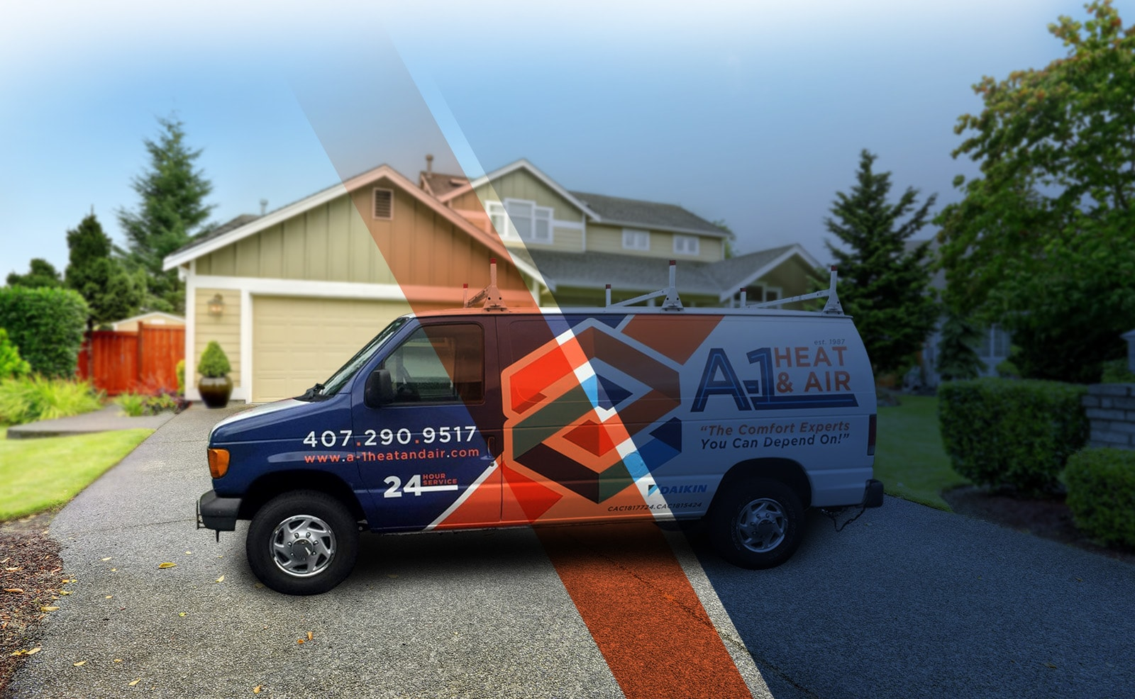 a1 air conditioning reviews