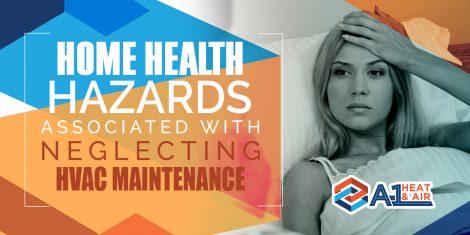 Home Health Hazards Associated with Neglecting HVAC Maintenance
