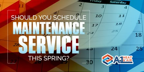 Should You Schedule Maintenance Service This Spring?