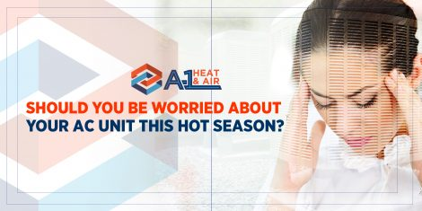 Should You be Worried About Your AC Unit This Hot Season?