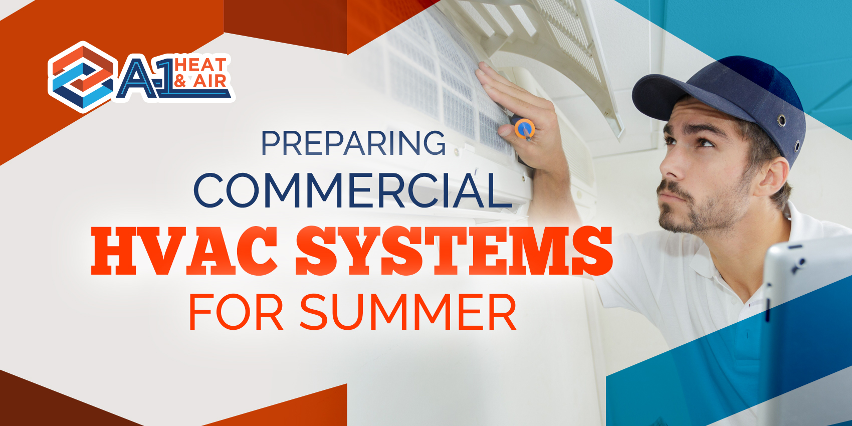 Preparing Commercial HVAC Systems for Summer