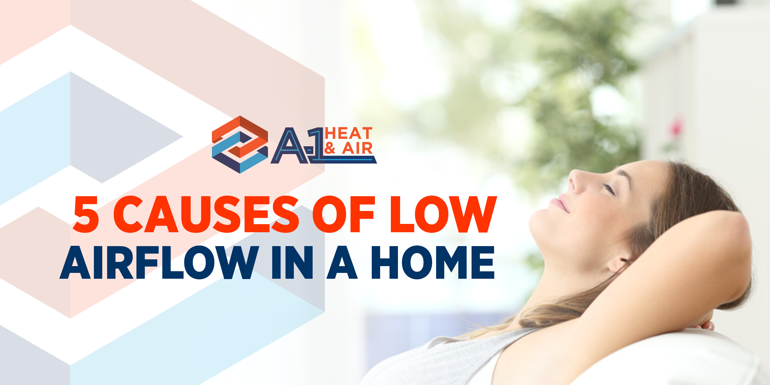5 Causes of Low Airflow in a Home