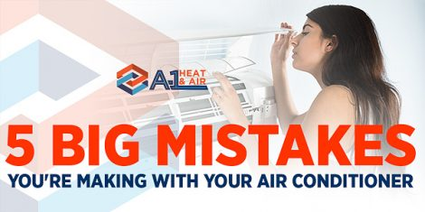 5 Big Mistakes You're Making With Your Air Conditioner