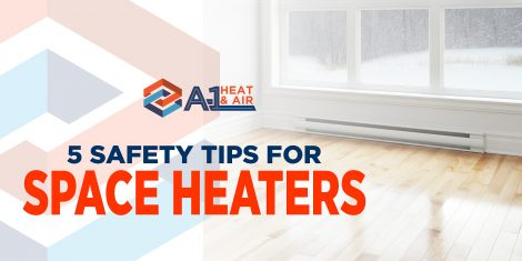 5 Safety Tips For Space Heaters