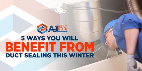 5 Ways You Will Benefit from Duct Sealing This Winter
