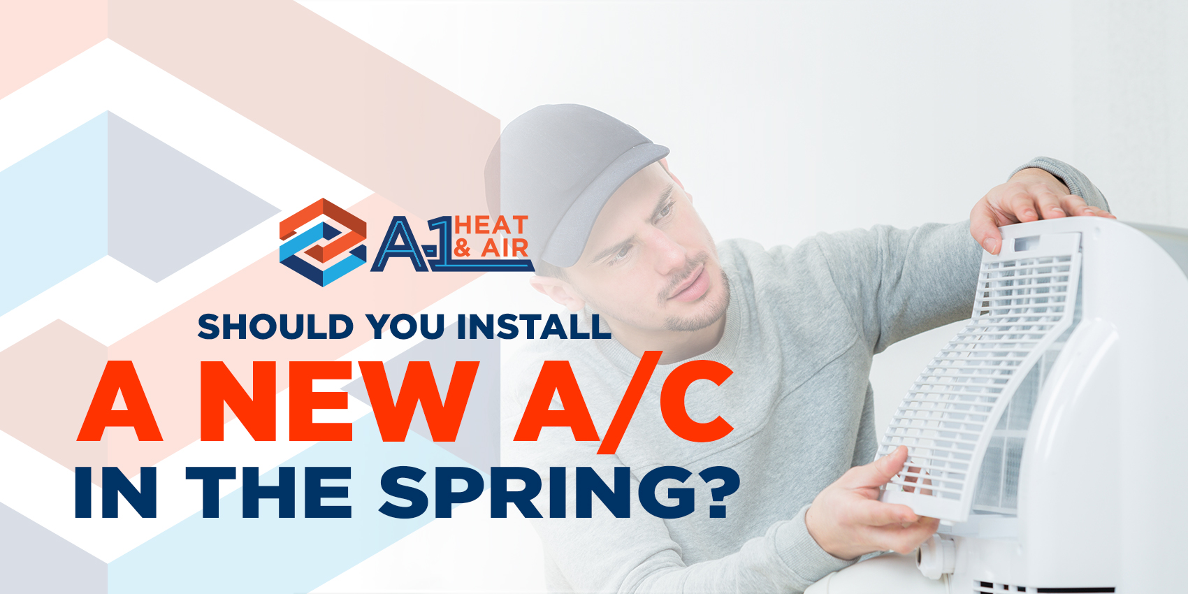 Should You Install A New A/C in the Spring?