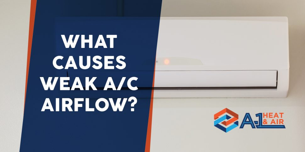 What Causes Weak A/C Airflow?