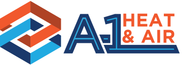 A-1 Heat & Air Conditioning logo